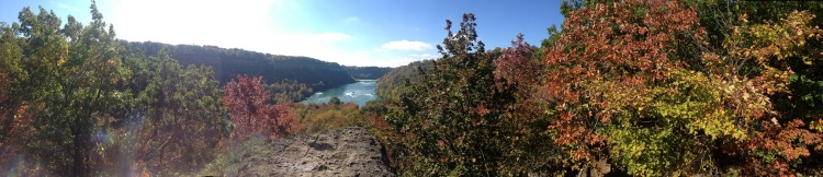 The Niagara Gorge-ous